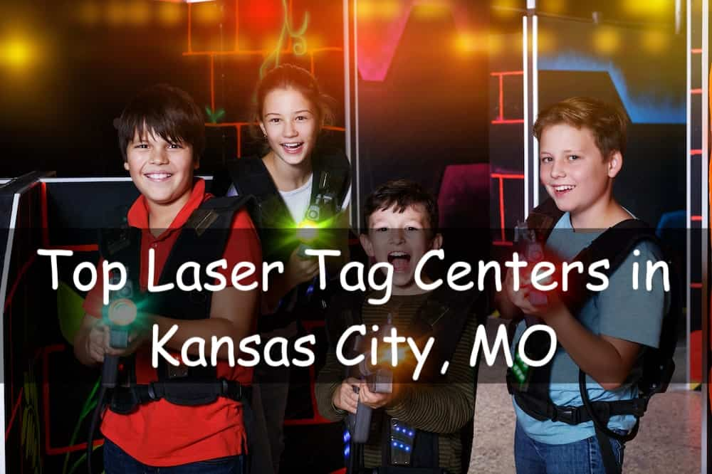 Top Laser Tag Centers in Kansas City