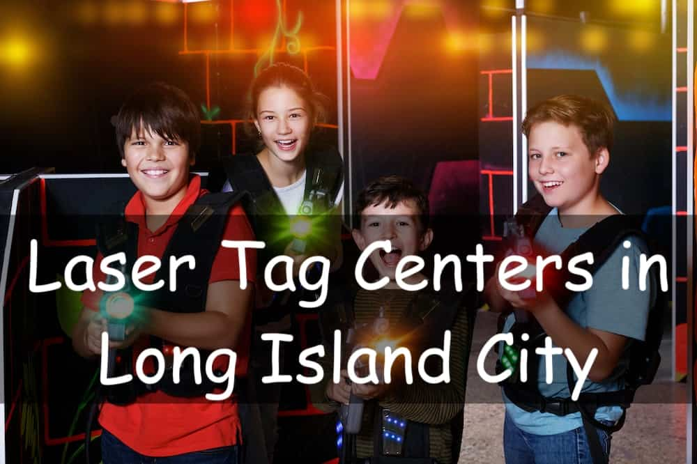 Top Laser Tag Centers in Long Island City