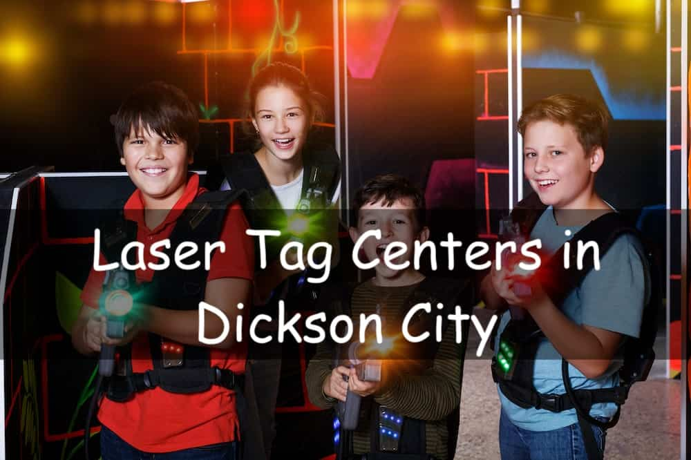 laser tag dickson city