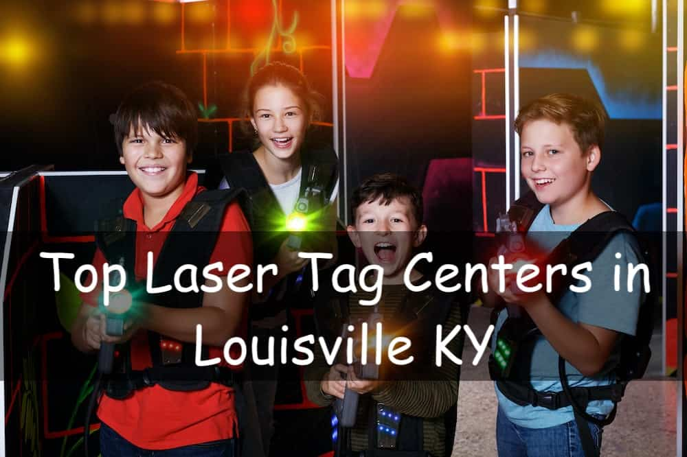 Top Laser Tag Centers in Louisville KY