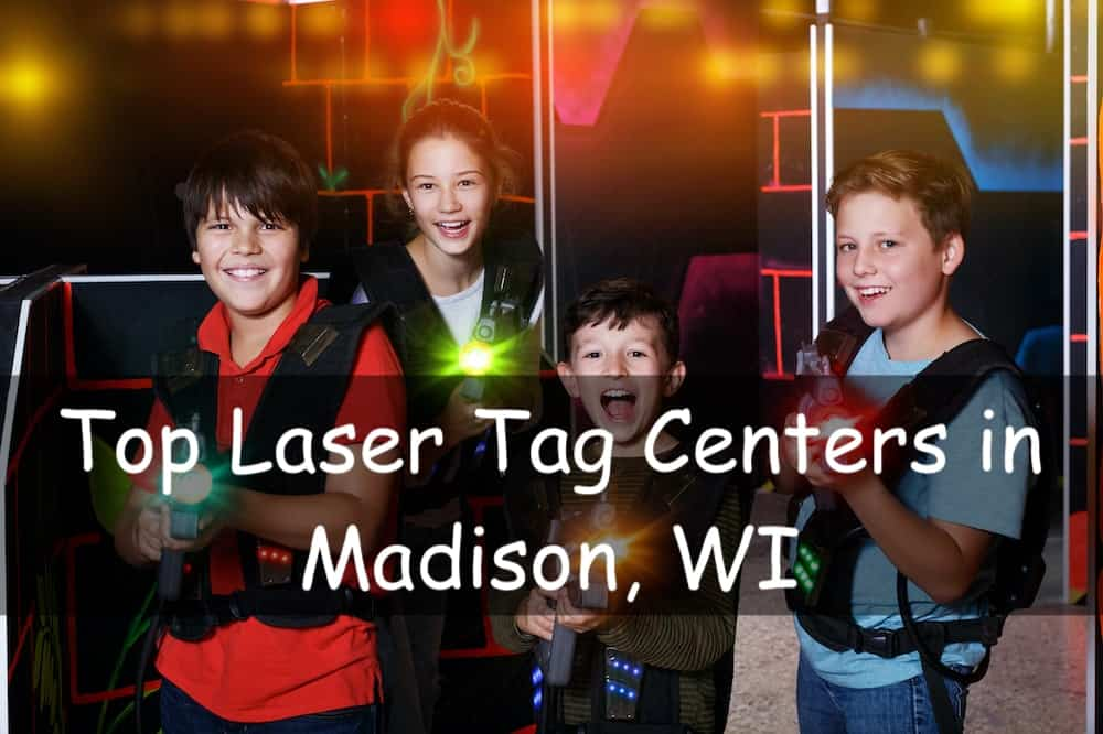 Top Laser Tag Centers in Madison, WI