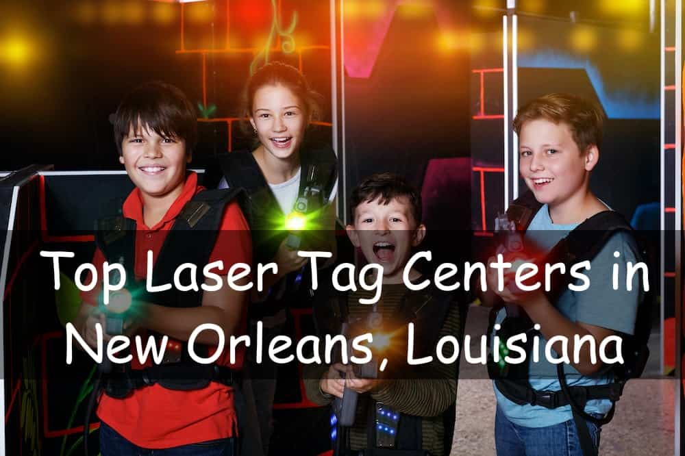 laser tag in new orleans