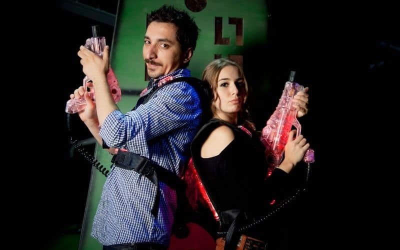 Laser Tag Centers in Columbia City MO