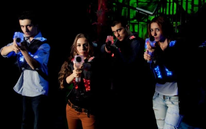 Laser Tag Centers in Greenville SC