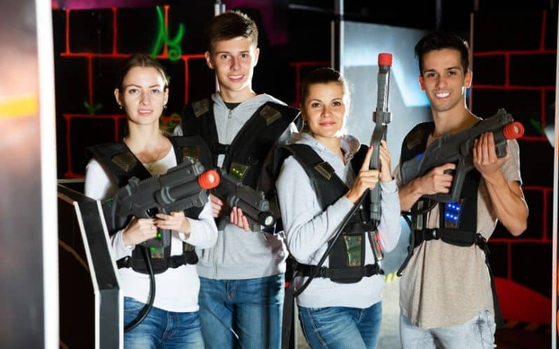 Laser Tag Centers in Milwaukee WI